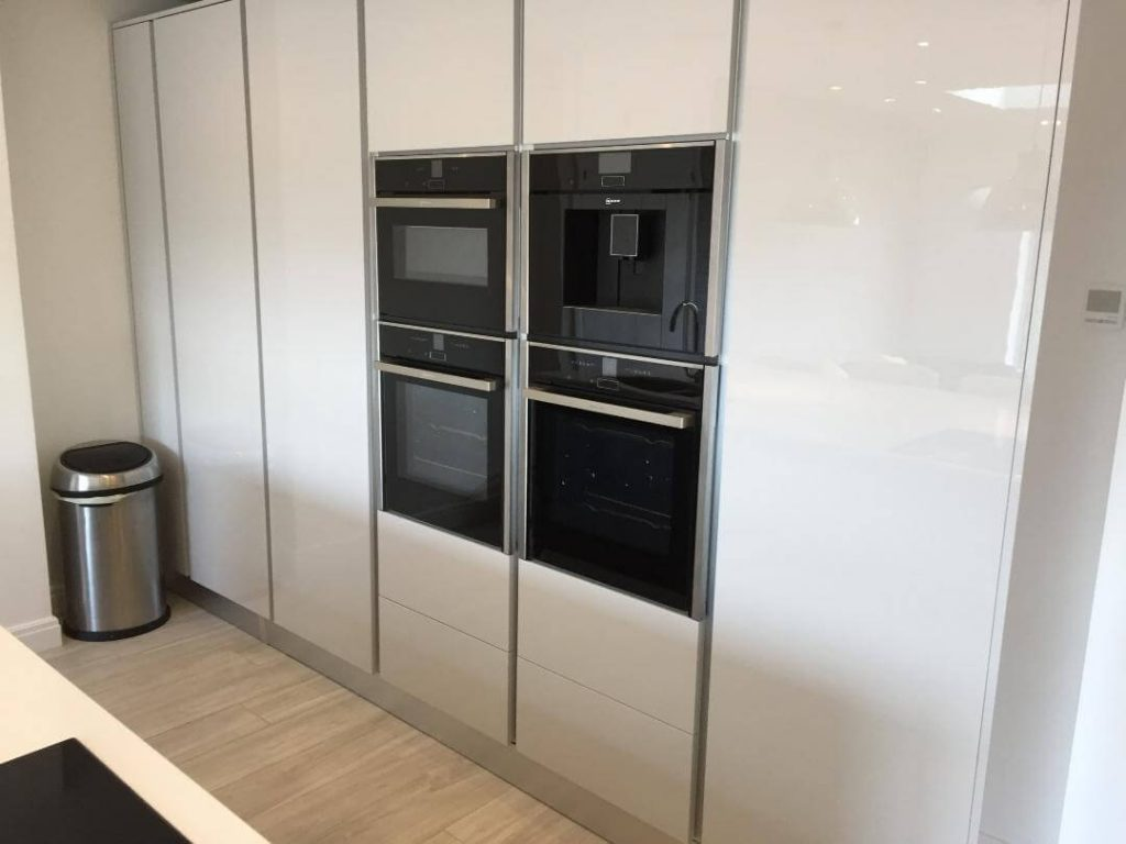 Handless kitchen installation SE12-complete kitchens and bathrooms lewisham