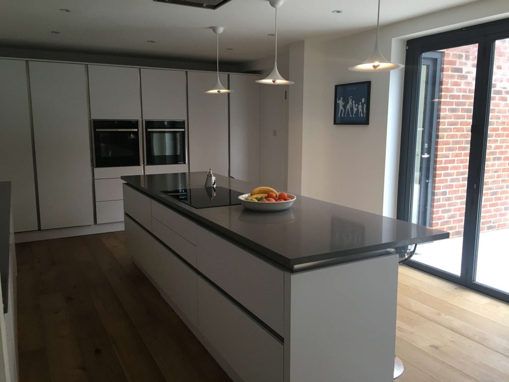 Handless kitchen SE23- Complete Kitchens and Bathrooms Lewisham