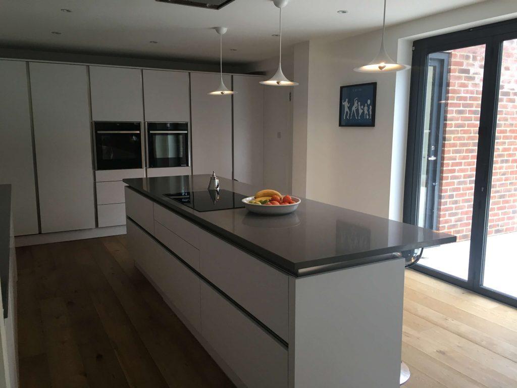 Handless kitchen SE23- Complete Kitchens and Bathrooms Lewisham