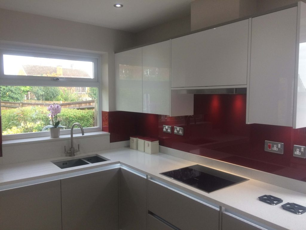 Handle less kitchen installation Lewisham- Complete Kitchens and Bathrooms