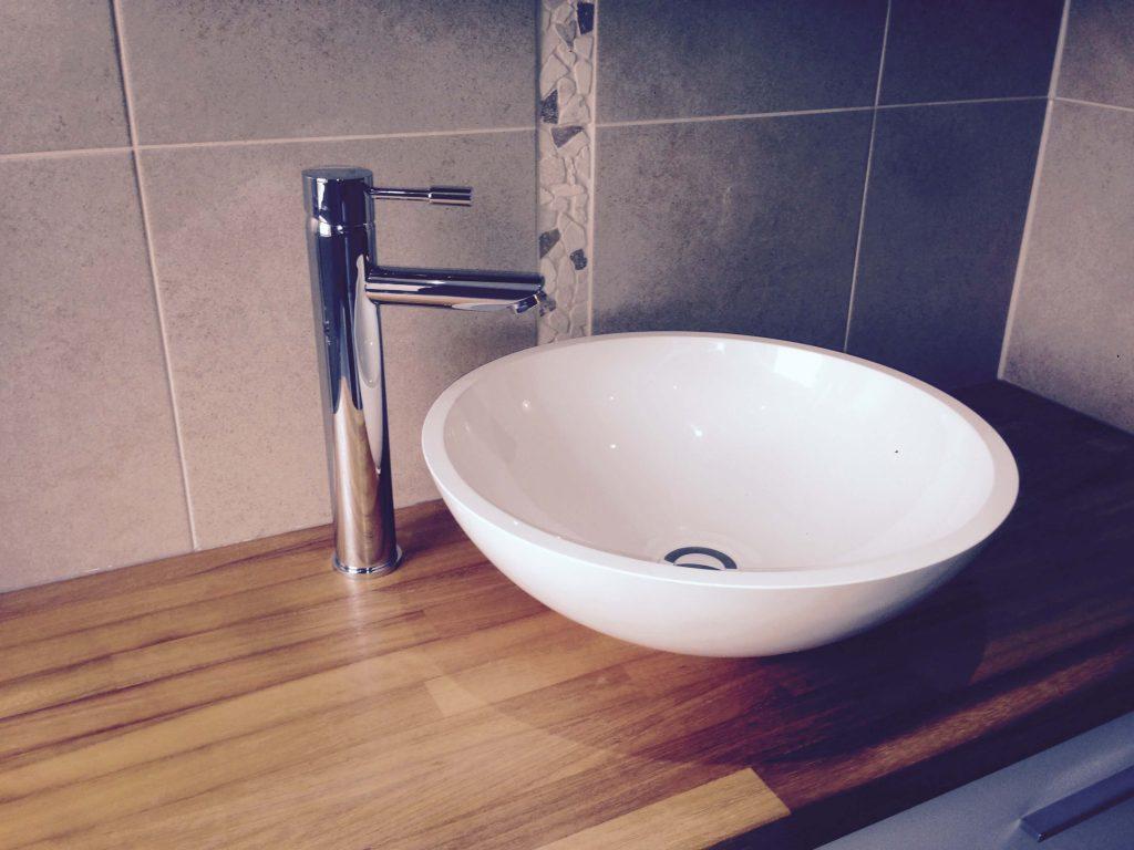 Modern Bathroom Installation SE3