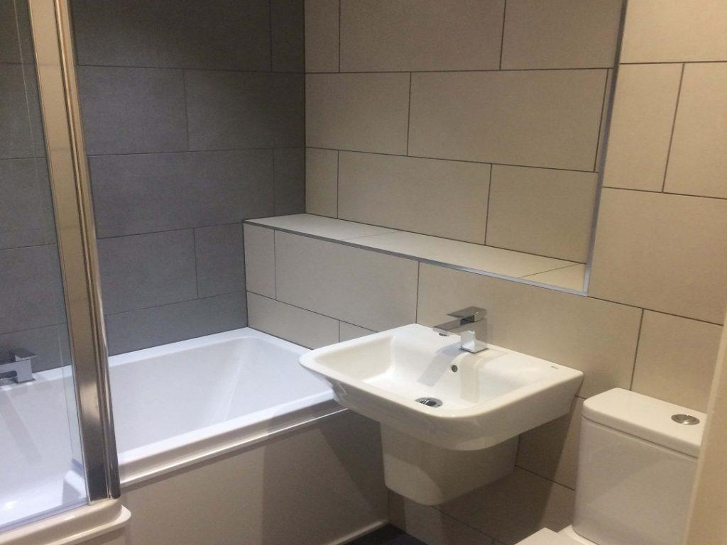 Small Bathroom Installation SE6