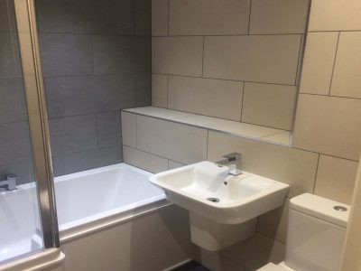 Small Bathroom Installation SE6