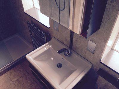 Contemporary Bathroom Installation SE8