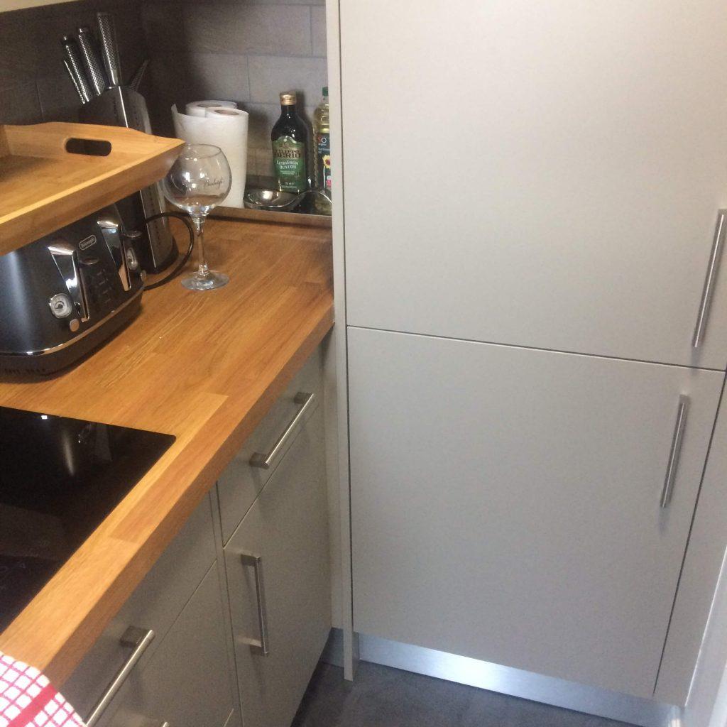 Handled kitchen SE6