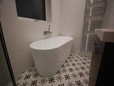 Bathroom Installation Grove Park, Kingshurst Road