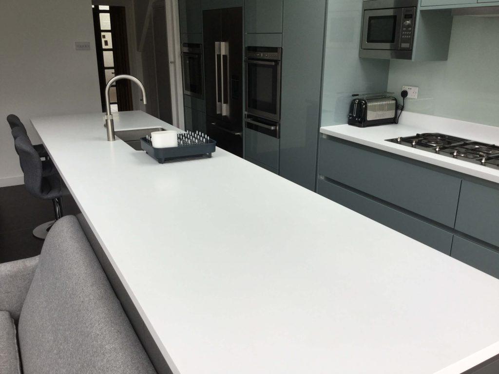 Handle Less Kitchen St Johns Park Blackheath
