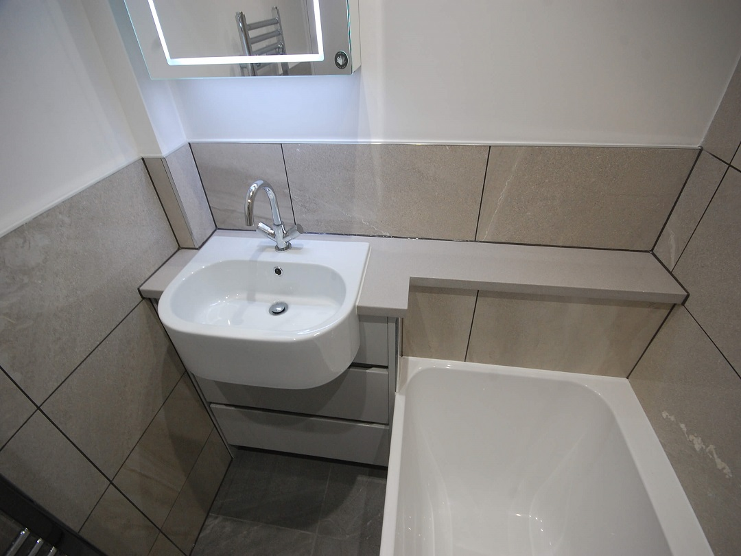 Bathroom Installation Deptford