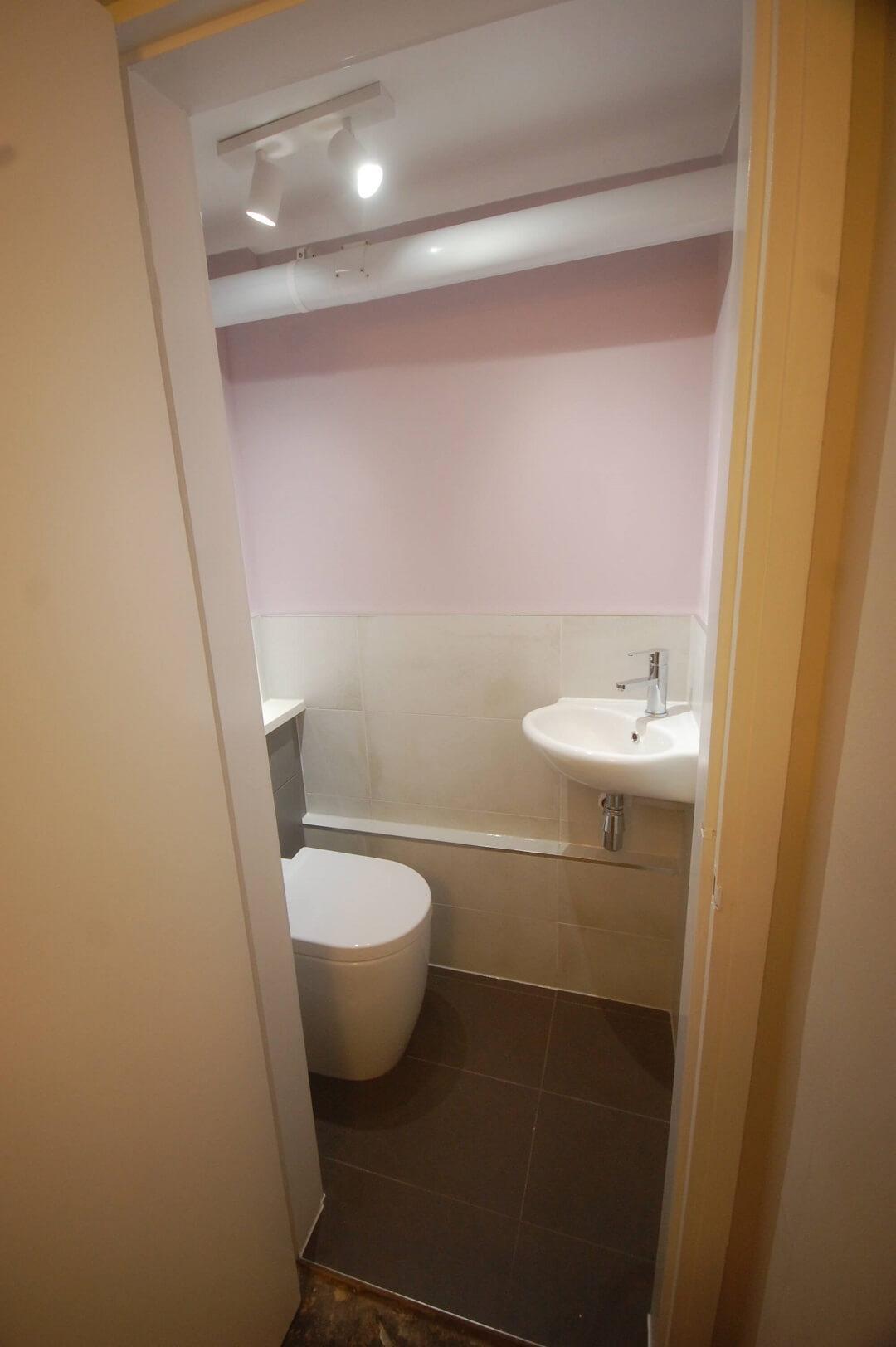 Cloakroom SE3 After 1-Complete Kitchens & Bathrooms Portfolio