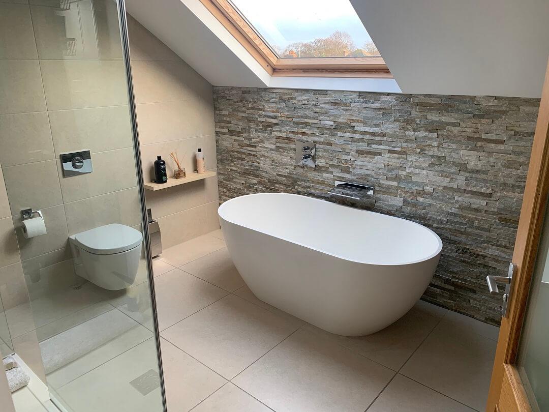 En-Suite Bathroom Installation Bromley, BR1 (3)