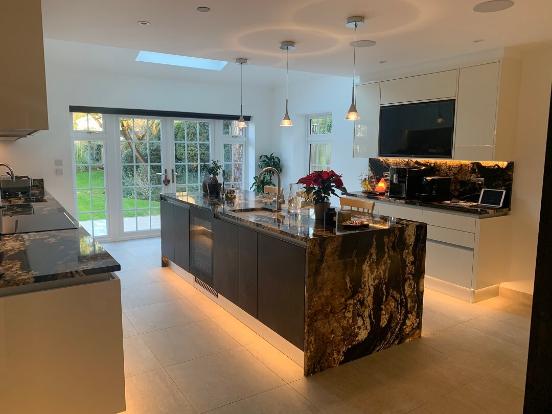Blackheath Kitchen Installation - Cator Estate - SE3