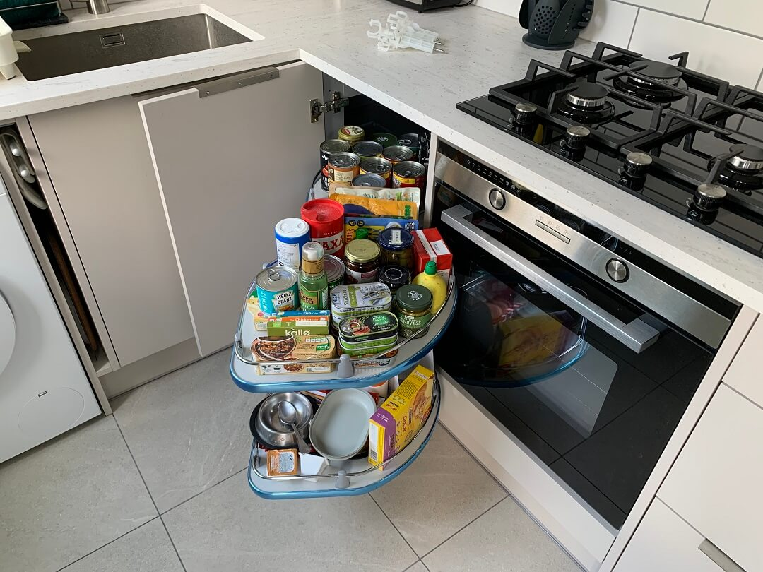 Lee Kitchen Installation - SE12